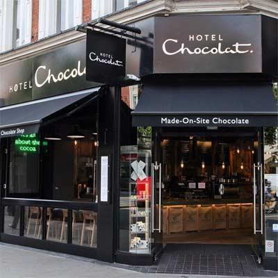 Hotel Chocolat Gibraltar