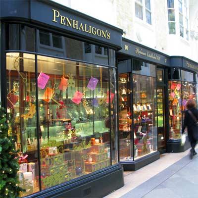 Comprar perfumes en Penhaligon's Londres