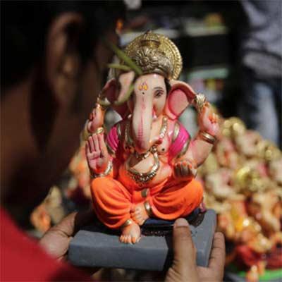 Estatuilla de Ganesh
