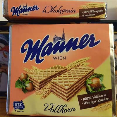 Galletas Manner Schnitten
