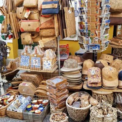 Productos de Corcho bolsos, mochilas, gorras