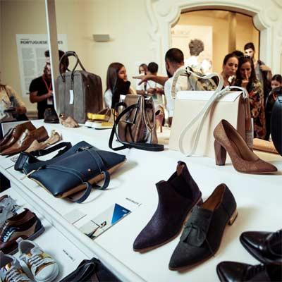 Productos de cuero bolsos, zapatos Eureka, maletas
