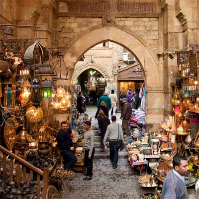 Qué merece la pena comprar en Egipto
