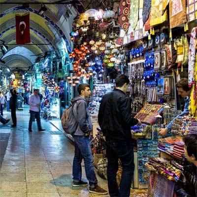 Souvenirs originales de Estambul