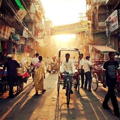 Qué Comprar en la India
