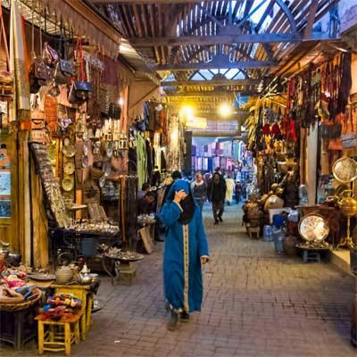 Qué Comprar en Marruecos