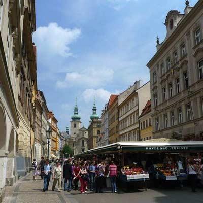 Qué Comprar en Praga