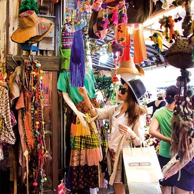 Cosas Típicas que Comprar en Tailandia