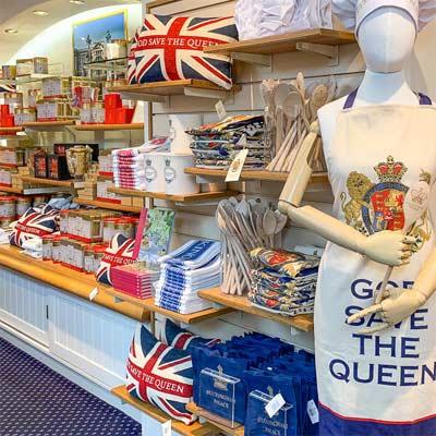 Souvenirs ingleses típicos