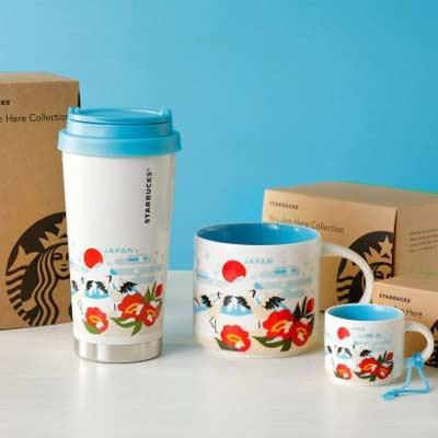 Merchandising de Starbucks