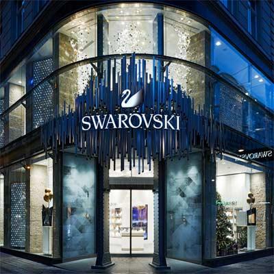 Productos Swarovski Tienda