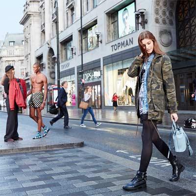 Tiendas de ropa de marca en Londres