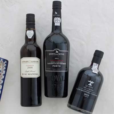 Bebidas Alcohólicas vino de Portugal